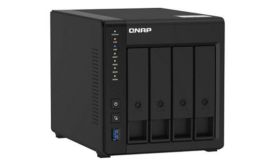 QNAP présente le TS-451D2 : un nouveau NAS doté de 4 baies de stockage (maj)