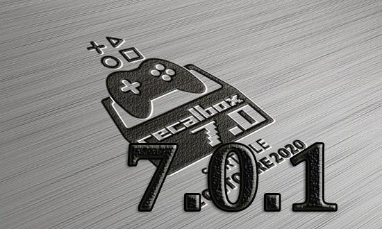 Une mise à jour 7.0.1 de Recalbox est disponible en téléchargement
