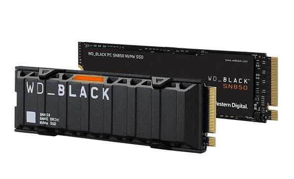 Western Digital lance un nouveau SSD M.2. NVMe en PCI Express 4.0 : le WD Black SN850