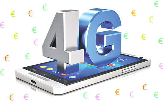 Bon Plan : des forfaits 4G avec 2 à 100 Go de DATA à partir de 4,99€ par mois