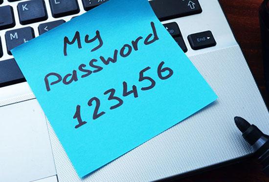 Le classement des pires mot de passe (encore) utilisés en 2020