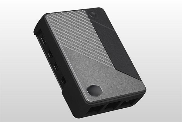 Pi Case 40 : un boîtier pour Raspberry Pi 4 conçu par Cooler Master