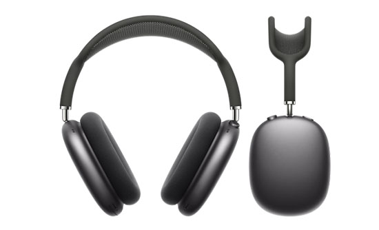 Apple présente son casque AirPods Max, un casque qui coûte un max…
