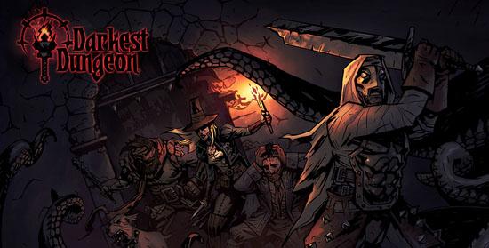 Epic Games offre aujourd'hui le jeu Darkest Dungeon