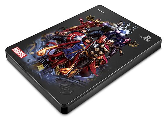 Seagate propose un disque dur pour les fans d'Avengers