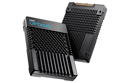 Intel annonce le SSD Optane DC P5800X pour les Datacenters