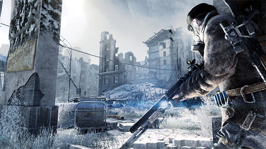 Epic Games offre aujourd'hui le jeu Metro 2033 Redux