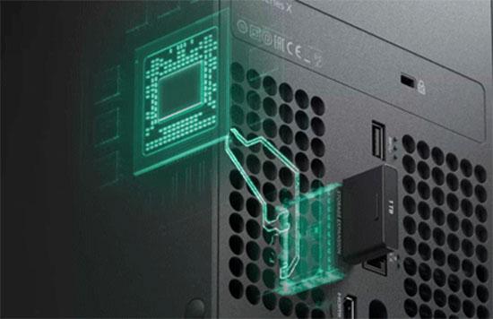 Seagate baisse (un peu) le prix de sa carte d'extension pour Xbox Series S et X
