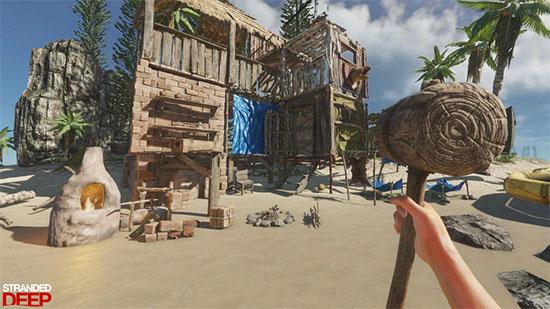 Le jeu Stranded Deep est disponible gratuitement aujourd'hui