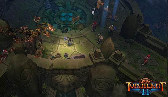 Epic Games offre le jeu Torchlight II