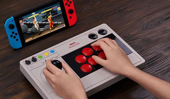 8BitDo Arcade Stick : transformez votre PC en borne d'arcade !