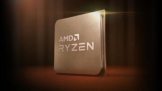AMD officialise les processeurs Ryzen 7 5800 et Ryzen 9 5900