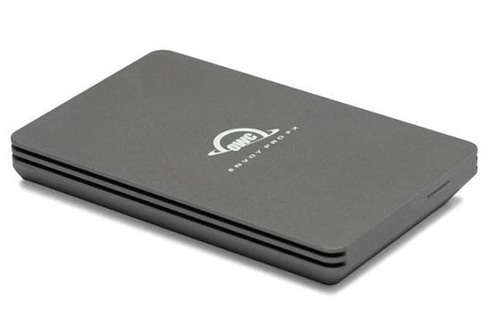 OWC présente un nouveau SSD portable : Envoy Pro FX