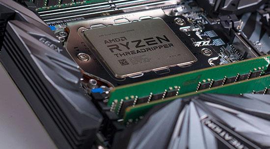 AMD annonce le prix des processeurs Threadripper Pro
