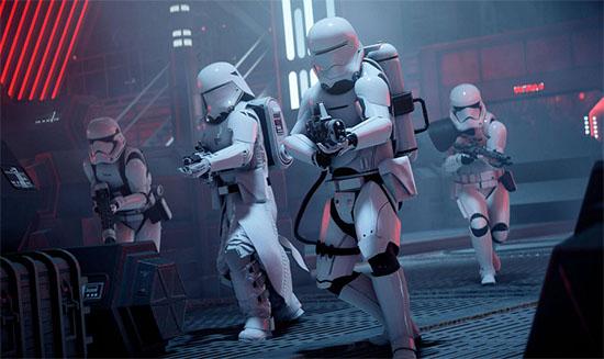 Epic Games offre le jeu Star Wars Battlefront II jusqu'au 21 janvier