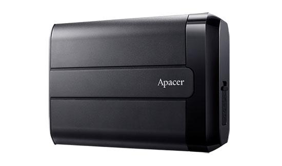 Un disque dur portable et résistant chez APACER : le AC732