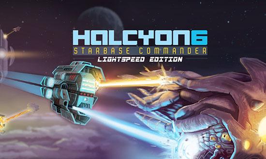 Epic Games offre le jeu Halcyon 6: Starbase Commander