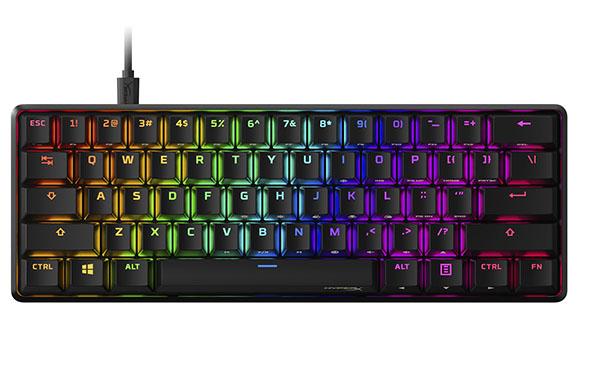 Un clavier gamer compact chez HyperX : le Alloy Origins 60