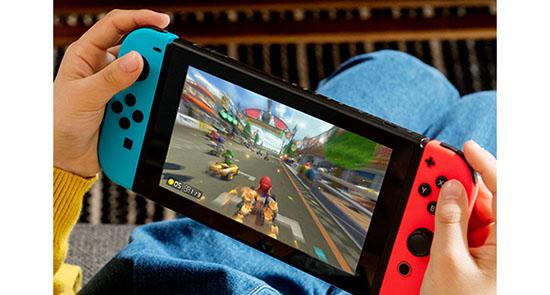 La Nintendo Switch frôle les 80 millions de consoles vendues