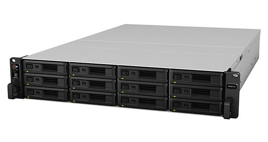 Synology dévoile trois nouveaux NAS équipés de processeurs Intel Xeon