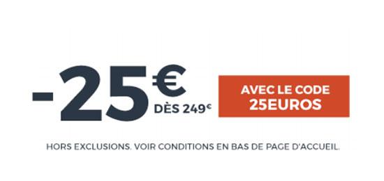 Bon Plan : CDiscount vous offre 25€ de réduction sur votre commande