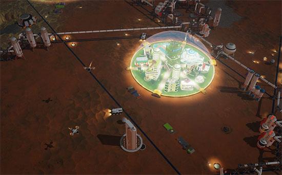 Epic Games vous offre le jeu Surviving Mars jusqu'au 18 mars