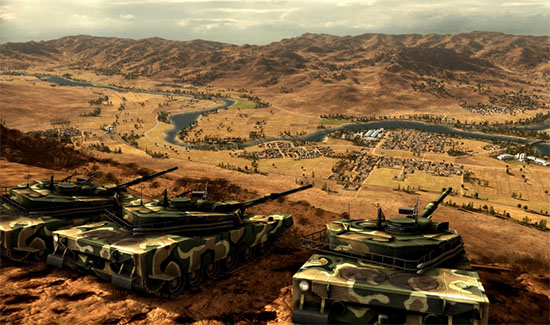 Le jeu Wargame Red Dragon est gratuit sur l'Epic Game Store