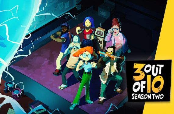 "Epic Games offre le jeu ""3 out of 10 season two"""