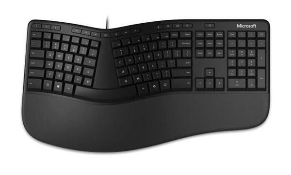 microsoft-clavier-ergonomique