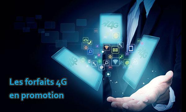 Bon Plan : le retour des forfaits 4G avec 200 Go de DATA à 15€