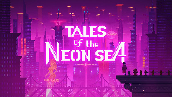 Epic Games offre en ce moment le jeu Tales of the Neon Sea
