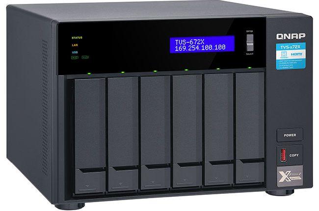 QNAP TVS-672X