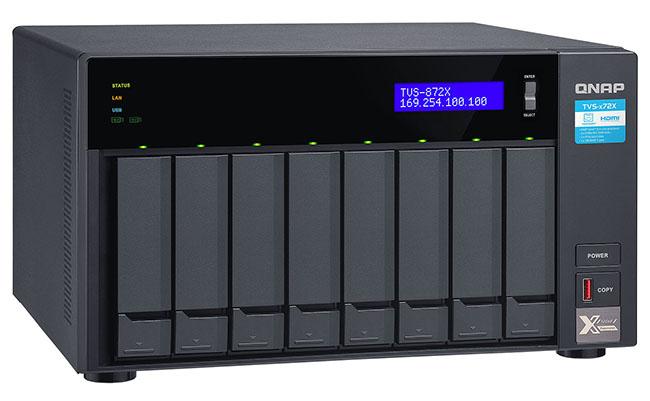 QNAP TVS-872X